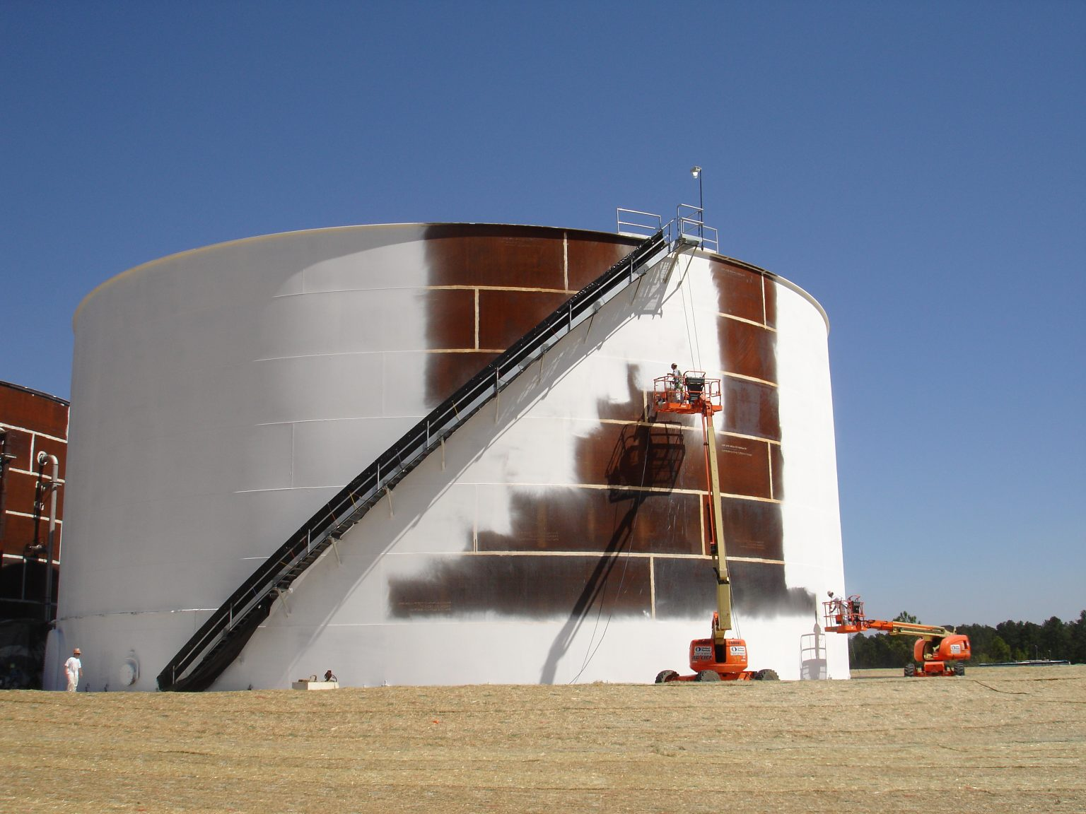 coating service industrial facilities All-Safe Industrial Services Beech Island SC GA NC