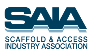 SAIA logo Scaffold & Access Industry Association All-Safe Industrial Services Beech Island SC GA NC