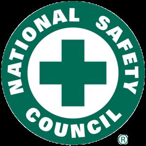 National Safety Council logo All-Safe Industrial Services Beech Island SC GA NC